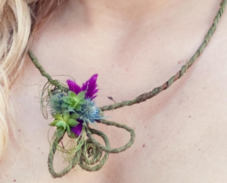 bijuterie florală