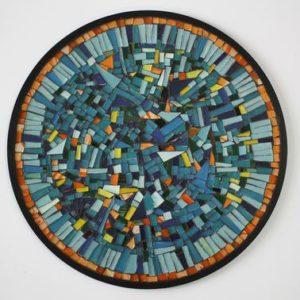 dolceflora mozaic decoratiune de perete