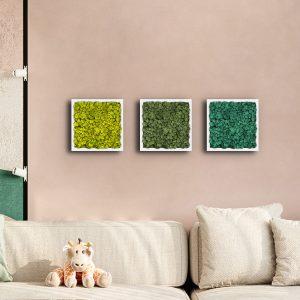 Trio Green